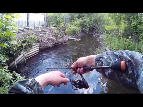 ловля щуки на перетяжку видео