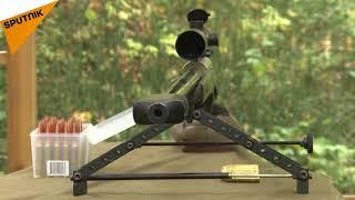 طراحان روسی تفنگ قادر به شلیک به مسافت 4210 متری را ساخته اند