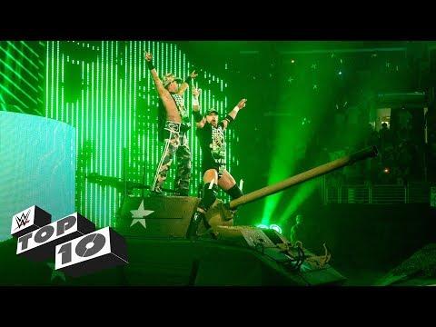 Xxx Mp4 Greatest SummerSlam Entrances WWE Top 10 3gp Sex
