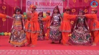 Puppet Dance - J. B. PUBLIC SCHOOL