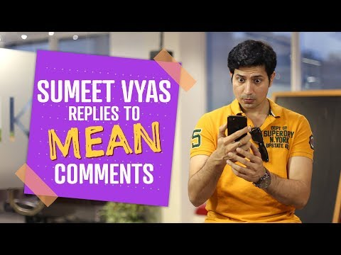 Xxx Mp4 Sumeet Vyas Responds To Mean Comments Pinkvilla Comedy Permanent Roommates Official CEOgiri 3gp Sex