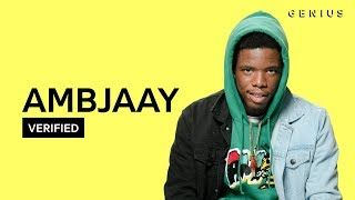 """Ambjaay """"Uno"""" Official Lyrics & Meaning   Verified"""