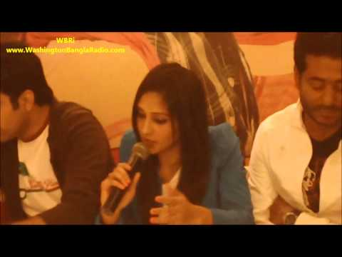 Mimi Chakraborty: Bangla Movie Bojhena Se Bojhena 2012 Part 3 Full Music Release Coverage
