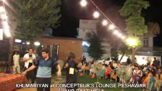 KHUMARIYAAN performing at CONCEPTEUR;S LOUNGE CHAND RAAT MELA