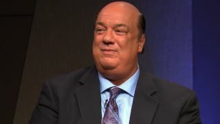 Paul Heyman offers up praise to UFC's Conor McGregor: Bring It To The Table, Jan. 2, 2017