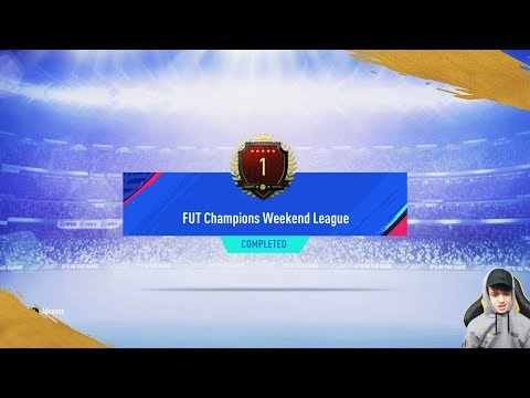1ST IN THE WORLD TOP 100 FUT CHAMPIONS REWARDS 5 RED PLAYER PICK PACKS FIFA 19 Ultimate Team