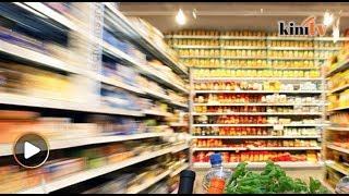 Lebih 60 barangan makanan ada GST mulai 1 Julai
