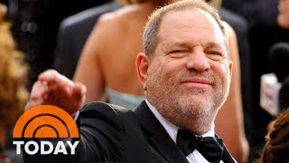 Harvey Weinstein Faces Class-Action Lawsuit Over Sexual Misconduct | TODAY