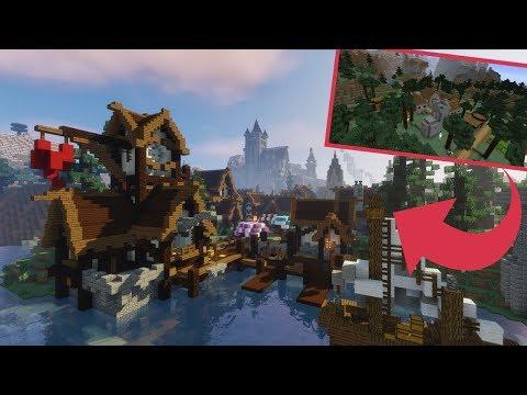 Xxx Mp4 Extreme Spruce Village Transformation Minecraft Timelapse Download 3gp Sex