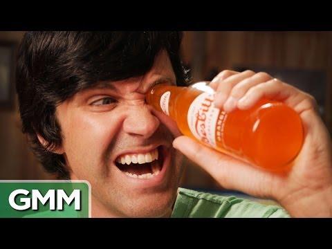 watch 8 Weird Ways To Open A Bottle