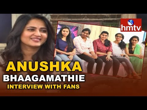 Xxx Mp4 Anushka Shetty Bhaagamathie Success Interview With Fans Telugu News Hmtv News 3gp Sex