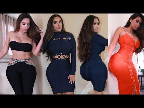 Fall 2017 Hot Miami Styles Try On Haul | MISSSPERU