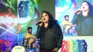 ഒരു അടിപൊളി തമിഴ് ഗാനവുമായി .. | Best Tamil Song Performance | Latest Malayalam  Stage Show 2016