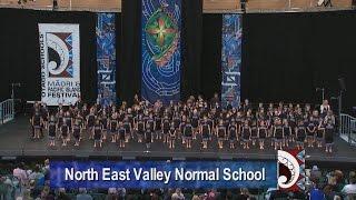 North East Valley Normal School - Otago Polyfest 2016