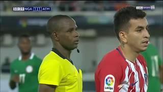Nigeria vs. Atletico Madrid [SECOND HALF] (International Friendly)
