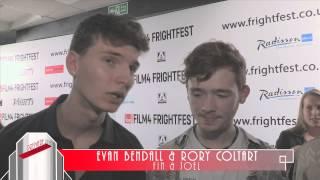 Film 4 FrightFest – The Lesson - Interviews – Ruth Platt, Robert Hands, Evan Bendall, Rory Coltart