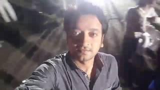 বাংলা নিউ মুভি- তুই আমার- Shooting time symon sadik