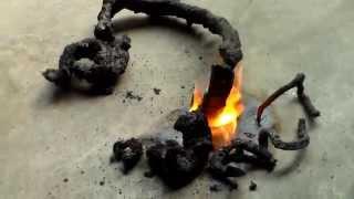 Mainan Kembang Api Black Cobra