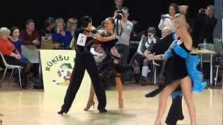 LČ LA 2012 Youth Karls Aniscenko - Zaklina Sola 1.8fin samba