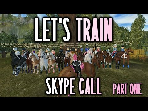 Xxx Mp4 Star Stable Let S Train Club Skype Call Part One 3gp Sex