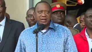 President Kenyatta expresses satisfaction with Jubilee primaries