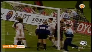 Australia 2-2 Iran   WCQ - 1998   HIGHLIGHTS   خلاصه بازی: استرالیا ۲-۲ ایران