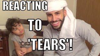 Adam Mohsin Yehya Saleh Reacts To Tears
