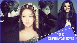 Top 10 Korean Fantasy Movies