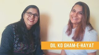 Dil ko gham-e-hayat | Unplugged cover by Shubha and Sneha..