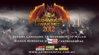 Maharaja Lawak Mega 2012 - Episod 1 [Episod Penuh]