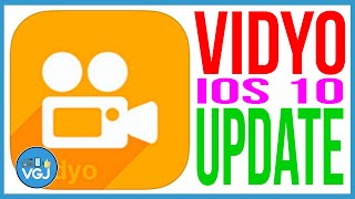 Vidyo on iOS 10 - Does it work? How to Record Your iPhone or iPad Screen.