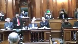 Turki ke parliament me kalaam - E - Aala Hazrat