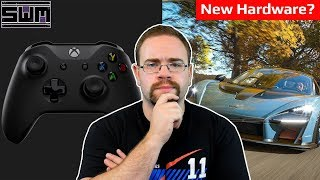 New Xbox Hardware Coming Next Month?
