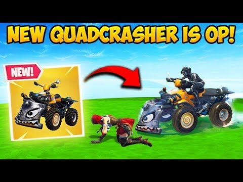 Xxx Mp4 NEW QUADCRASHER CAR IS INSANE Fortnite Funny Fails And WTF Moments 354 3gp Sex