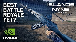 Islands of Nyne - Fast-Paced Battle Royale From Halo and CS:GO Fans