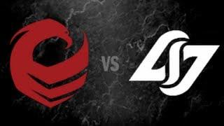 XDG vs CLG - 2014 NA LCS W3D2