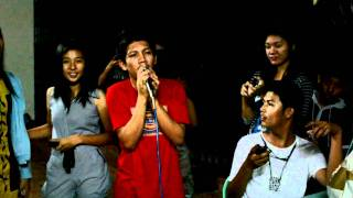 Jovit Baldivino Singing At Villa Gracia Resort, San Agustin, Ibaan, Batangas.MOV