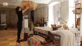 الخشب كمادة فنية | يوروماكس