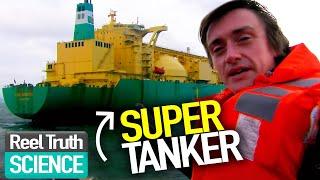 Engineering Connections - Supertanker   Engineering Documentary Series   ReelTruth.Science