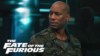 The Fate Of The Furious - Roman Hears - Own it 6/27 on Digital HD. 7/11 on 4K Ultra HD & Blu-ray