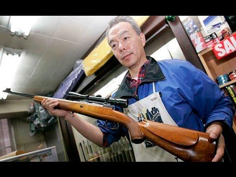 Japan Had 6 Gun Deaths, Compared