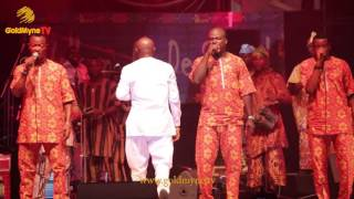 ADEWALE AYUBA'S PERFORMANCE AT THE GRAND FINALE #FELABRATION2016