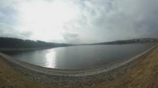 Explore the Sorpe Dam in 360º