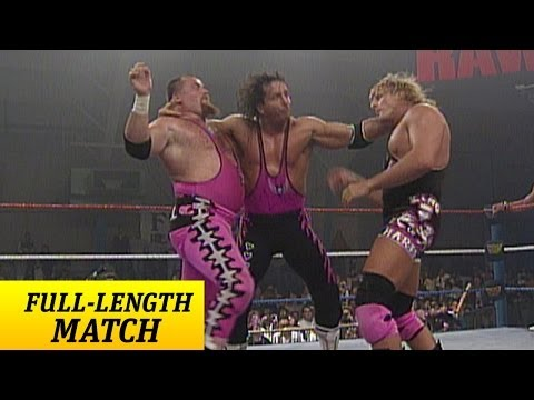 Xxx Mp4 FULL LENGTH MATCH Raw Bret Hart British Bulldog Vs Owen Hart Jim Neidhart 3gp Sex
