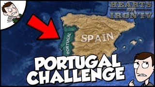 Hearts of Iron 4 HOI4 Portugal's New Empire Challenge