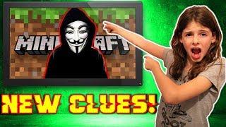 Project Zorgo Spy Clues Hidden Inside Minecraft!