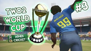 TWO2 WORLD CUP #3 (Ashes Cricket)