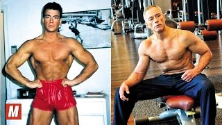 Jean Claude Van Damme | From 21 To 56 Years Old