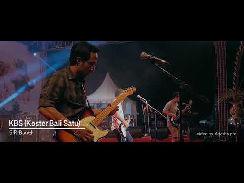 Sir Band Kbs Koster Bali Satu Live Performance