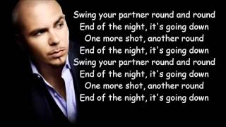 Timber - Pitbull ft. Ke$ha  (Original Lyrics) [HQ]
